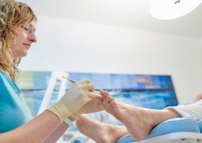 Fußpflege bei Dr. Kißlinger in Grafenau